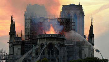 Fundraising efforts begin for Notre-Dame
