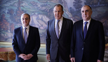 Meeting of Foreign Ministers of Armenia, Azerbaijan and Russia