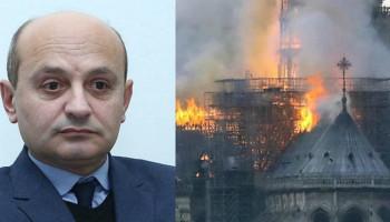 «Ֆրանսիայի հակահրդեհային համակարգը պետք է ամաչի». Ստյոպա Սաֆարյան