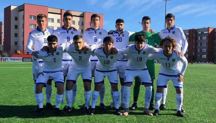 Հայտնի է Հայաստանի մինչև 19 տարեկանների հավաքականի կազմը