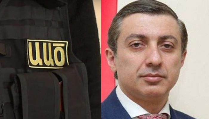 ԱԱԾ զինված աշխատակիցները ներխուժել են Միհրան Պողոսյանի առանձնատուն