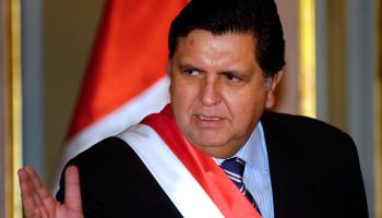 Бывший президент Перу умер в больнице после попытки избежать наказания за коррупцию