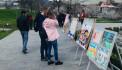 Նկարչական աշխատանքների ցուցահանդես՝ Գառնիում