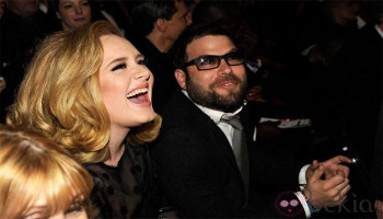 Singer Adele broke up with her husband