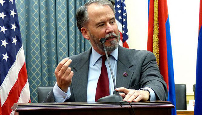 Former U.S. diplomat: I am thinking of what Armenians lost in terms of churches