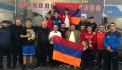 Հայ բռնցքամարտիկները 1 ոսկե, 3 արծաթե և 2 բրոնզե մեդալով են վերադառնում Ուկրաինայից