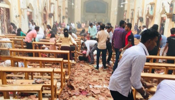 Death toll in Easter Sunday explosions crosses 160