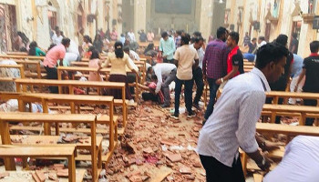 """Only animals could do this"": the number of victims of the terrorist attacks in Sri Lanka reached 290"