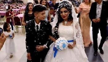 Փեսացուն 14 տարեկան է, հարսնացուն՝ 17. անչափահասների հերթական ամուսնությունը՝ Իրաքյան Քրդստանում
