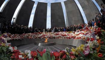 Այսօր Հայոց ցեղասպանության զոհերի հիշատակի օրն է