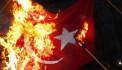 Հարցվածների 54%-ը ճիշտ է համարում Թուրքիայի դրոշի այրումը