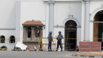 Sri Lanka bombings were 'in retaliation' for Christchurch attack, defense minister says