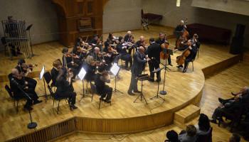 Կամերային նվագախումբը Ռուբեն Ալթունյանի 80-ամյակի առթիվ հանդես եկավ համերգով