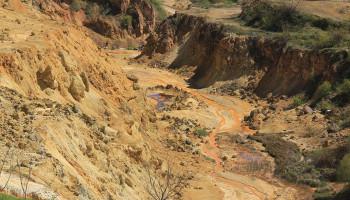 ՀԲՃ-ն հրապարակել է լուսանկարներ Կավարտի լքված հանքից