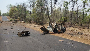15 Policemen, Driver Killed In Maoist Attack In Maharashtra