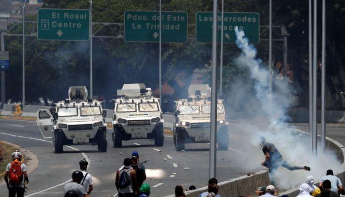 Վենեսուելայում իրավիճակը վատթարանում է ժամ առ ժամ