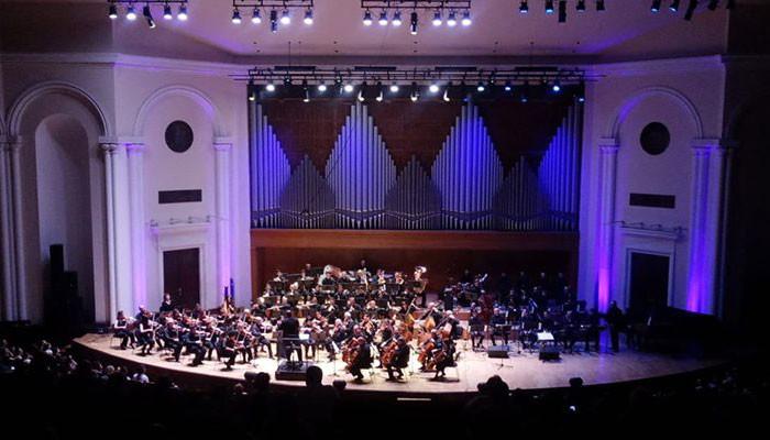 Ինքնատիպ ձևաչափով համերգ՝ Կամերային և Ջազ նվագախմբերի մասնակցությամբ