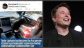 'Turns out there's more ways to use autopilot than we imagined': Elon Musk reacts to couple recording themselves having sex in a moving Tesla