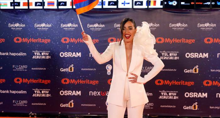 Սրբուկը՝ «Եվրոտեսիլ-2019» երգի մրցույթի բացման հանդիսավոր արարողությանը