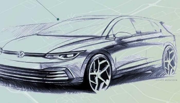 Volkswagen-ը գաղտնազերծել է նոր Golf-ի արտաքին տեսքը