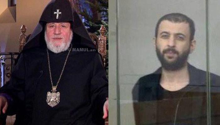 Կաթողիկոսը Կարմիր խաչի պատվիրակների հետ քննարկել է Կարեն Ղազարյանին վերադարձնելու հարցը