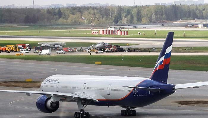 «Аэрофлот»-ը մեկնաբանել է այրված ինքնաթիռի օդաչուների պատրաստվածությունը