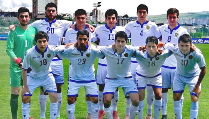 Հայաստանի մինչև 19 տարեկանների հավաքականը ոչ-ոքի խաղաց «Լոկոմոտիվ»-ի հետ