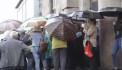Ցուցարարները փակեցին նաևՇենգավիթ վարչական շրջանի դատարանի մուտքն ու ելքը