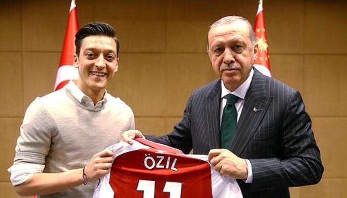 Օզիլն ընթրել է Թուրքիայի նախագահի հետ