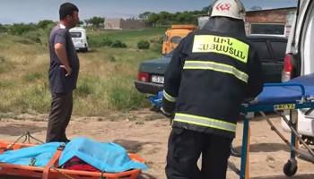 53-ամյա քաղաքացին ընկել է ջրանցքը և մահացել