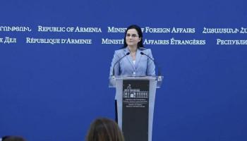 Анна Нагдалян: Проведением необъявленных учений Азербайджан в очередной раз нарушил свои обязательства перед ОБСЕ