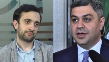 Даниел Иоаннисян: В прошлом мы не сталкивались со случаями, когда СНБ или директор СНБ столь тесно сотрудничали с криминальными авторитетами