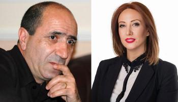 Гаяне Абрамян: Исагулян был первым, кто предал Роберта Кочаряна десять лет назад