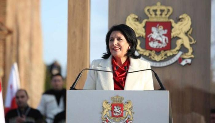 Վրաստանի նախագահի նոր հայտարարությունը Ադրբեջանի հետ սահմանային վեճերի վերաբերյալ