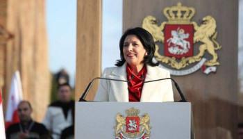 Новое заявление президента Грузии о спорах на границе с Азербайджаном
