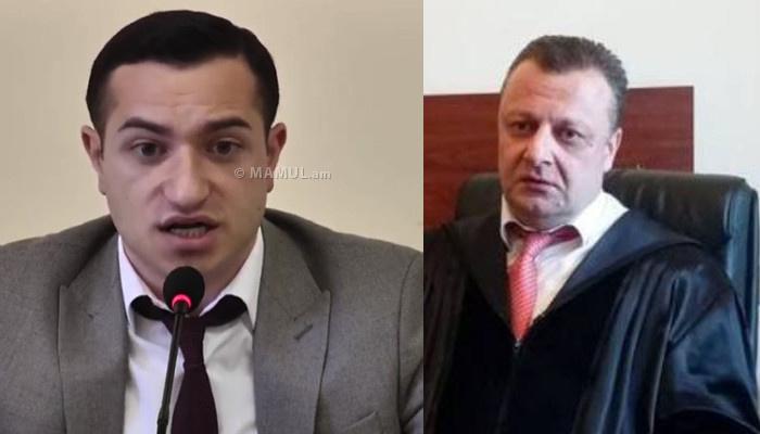 Տեսանյութ.ԱԺ-ում քննարկվում է հայտնի դատավորի՝ Ալեքսանդր Ազարյանի գիտական ատենախոսության՝ արտագրված լինելու հարցը