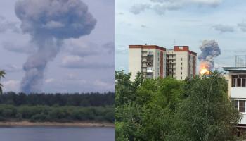 Число пострадавших при взрывах в Дзержинске выросло до 80 человек