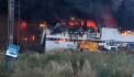 Kocaeli'de tekstil fabrikasında yangın