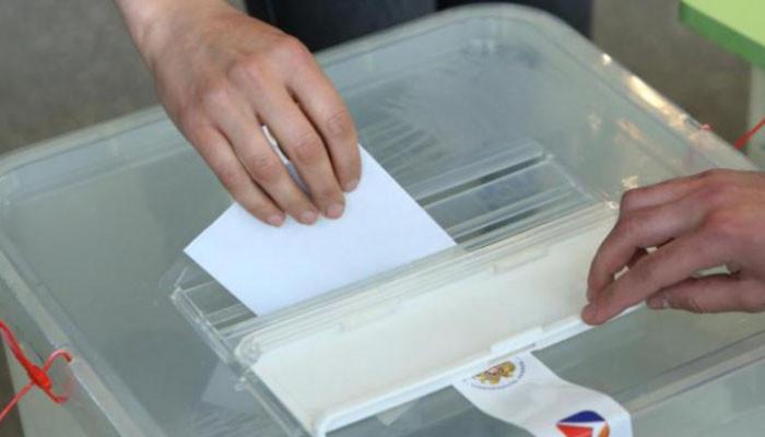 Ժամը 11:00-ի դրությամբ 23 համայնքում մասնակցել է ընտրողների 10.46 տոկոսը