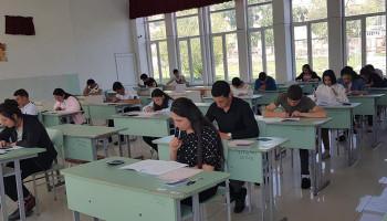 Դիմորդները քննություն են հանձնում «Հայոց պատմություն» և «Քիմիա» առարկաներից