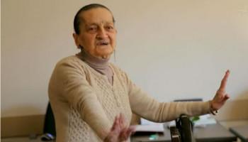 Չայկովսկու անվան երաժշտական դպրոցի 100-ամյա ուսուցչուհին երախտագիտության մեդալ է ստացել
