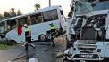 Российские туристы пострадали в ДТП с автобусом в Турции