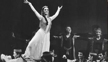 Կյանքից հեռացել է ՀՀ վաստակավոր արտիստ, բալետի պարուսույց Նադեժդա Դավթյանը