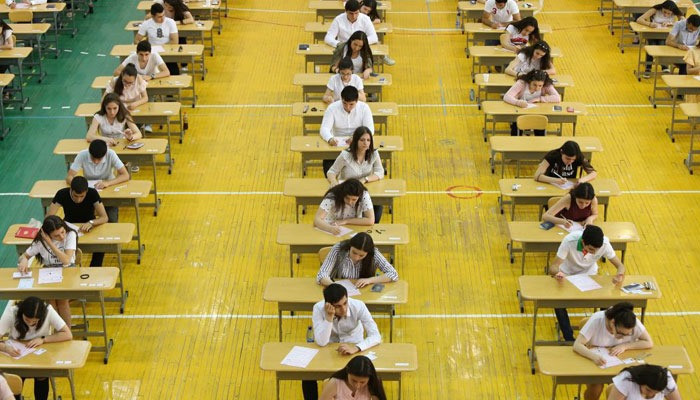 Այսօրվա քննության թեստերն ու պատասխանները