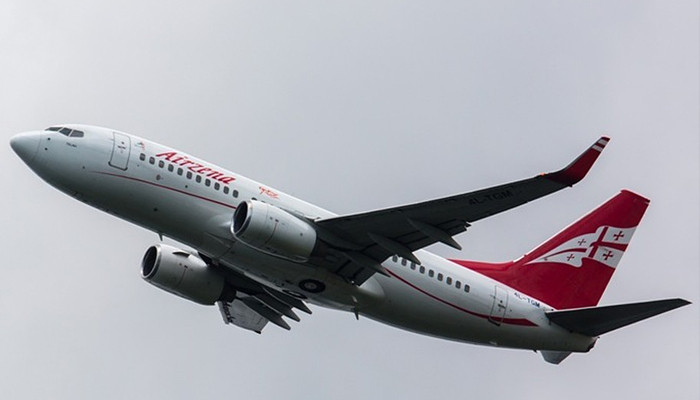 Georgian Airways to offer flights to Moscow via Yerevan amid ban on direct flights