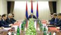Под председательством Никола Пашинян состоялось очередное заседание Совета безопасности