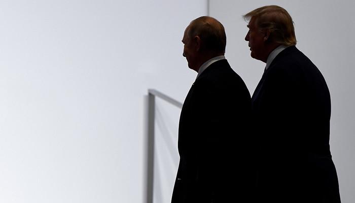G20 summit: Trump jokes to Putin about Russian election meddling