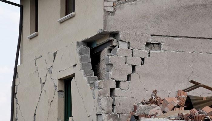 Несколько человек пострадали в результате землетрясения в Калифорнии