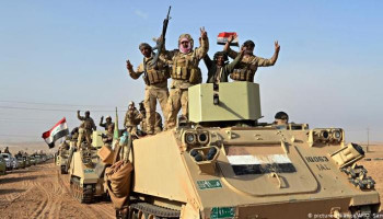 Iraqi Forces Begin Operation Against IS Along Syrian Border