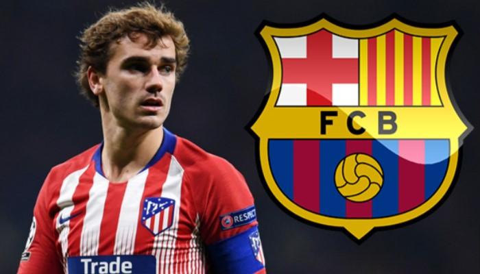 Барселона не может найти 120 млн евро на трансфер Гризманна